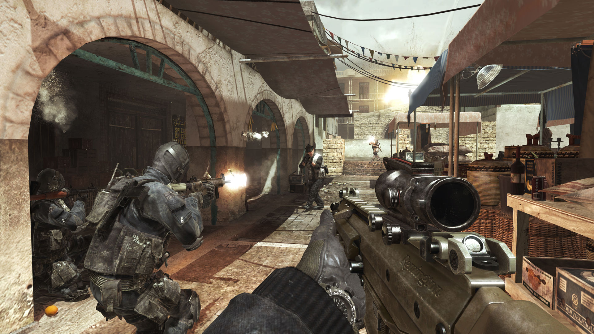 Call of Duty Modern Warfare 3 Torrent Download - CroTorrents