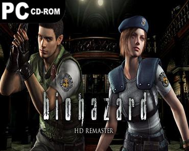 Resident Evil HD Remaster Torrent Download - CroTorrents