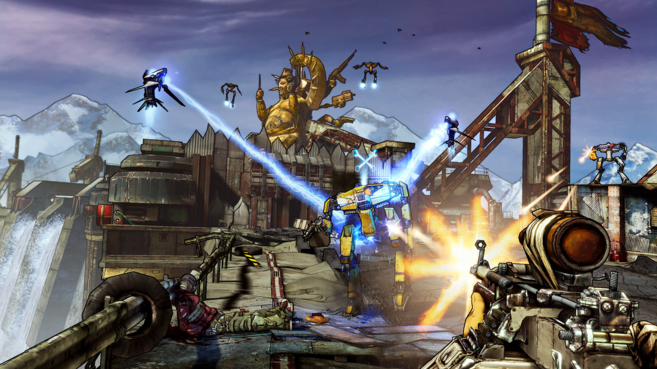 Borderlands 2 Torrent Download - CroTorrents