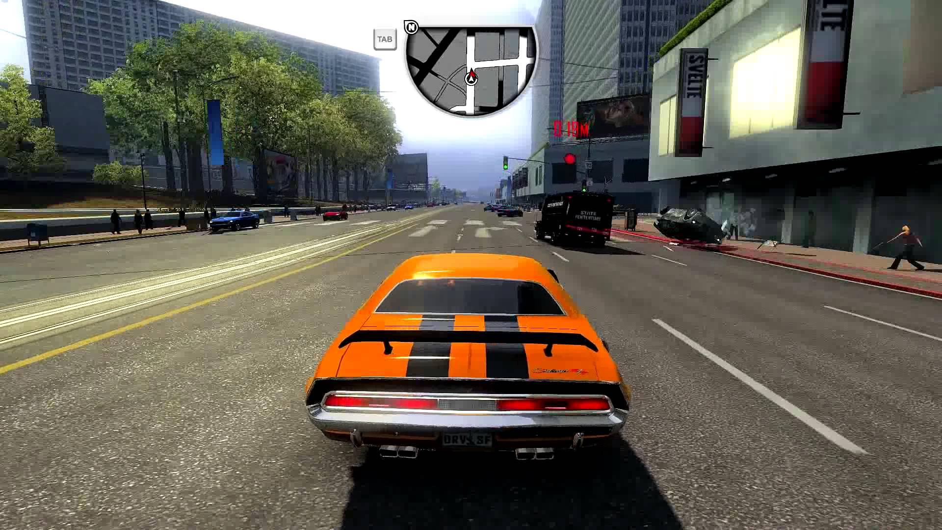 Driver San Francisco Torrent Download - CroTorrents