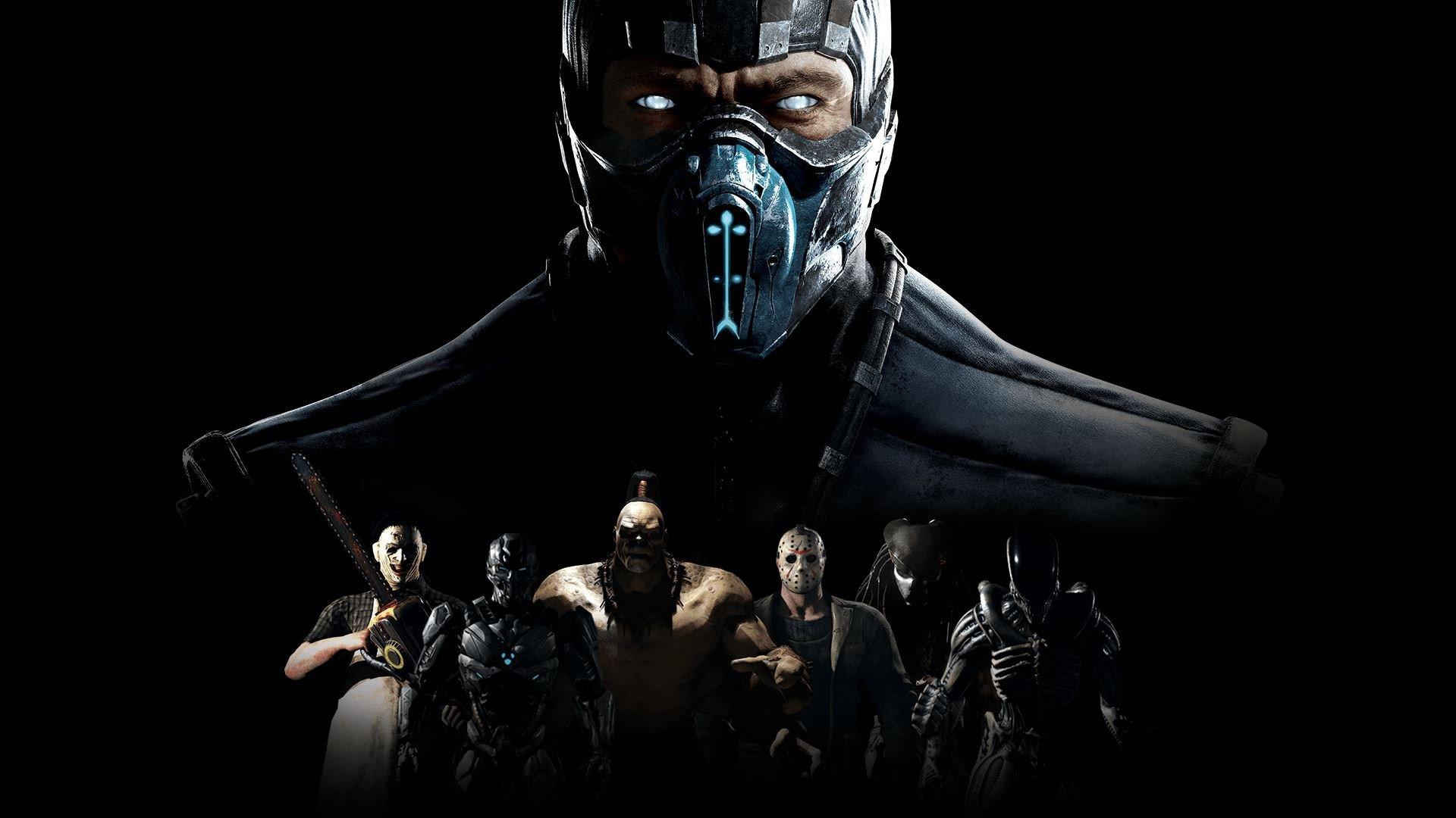 Download Game Mortal Kombat