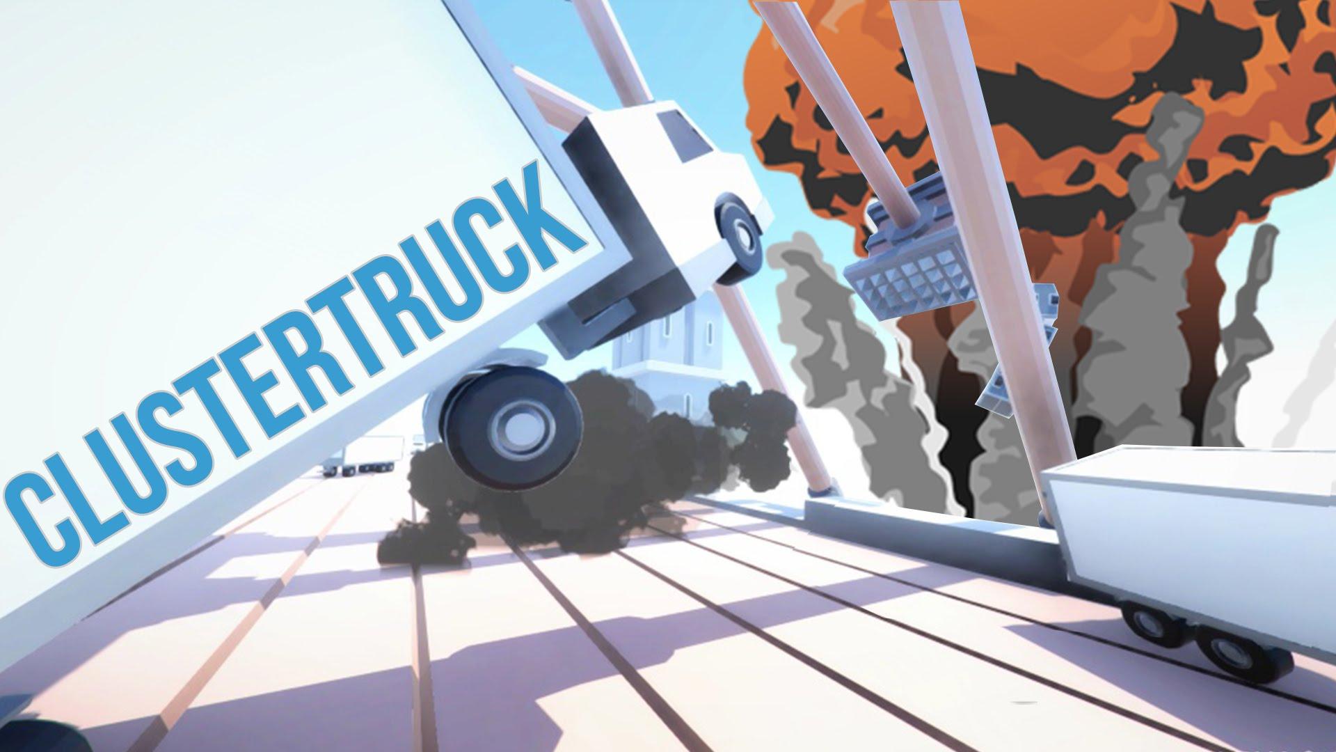 Clustertruck (2016) pc | repack от other s скачать игру через.