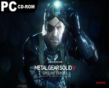 Metal Gear Solid V Ground Zeroes Torrent Download - CroTorrents