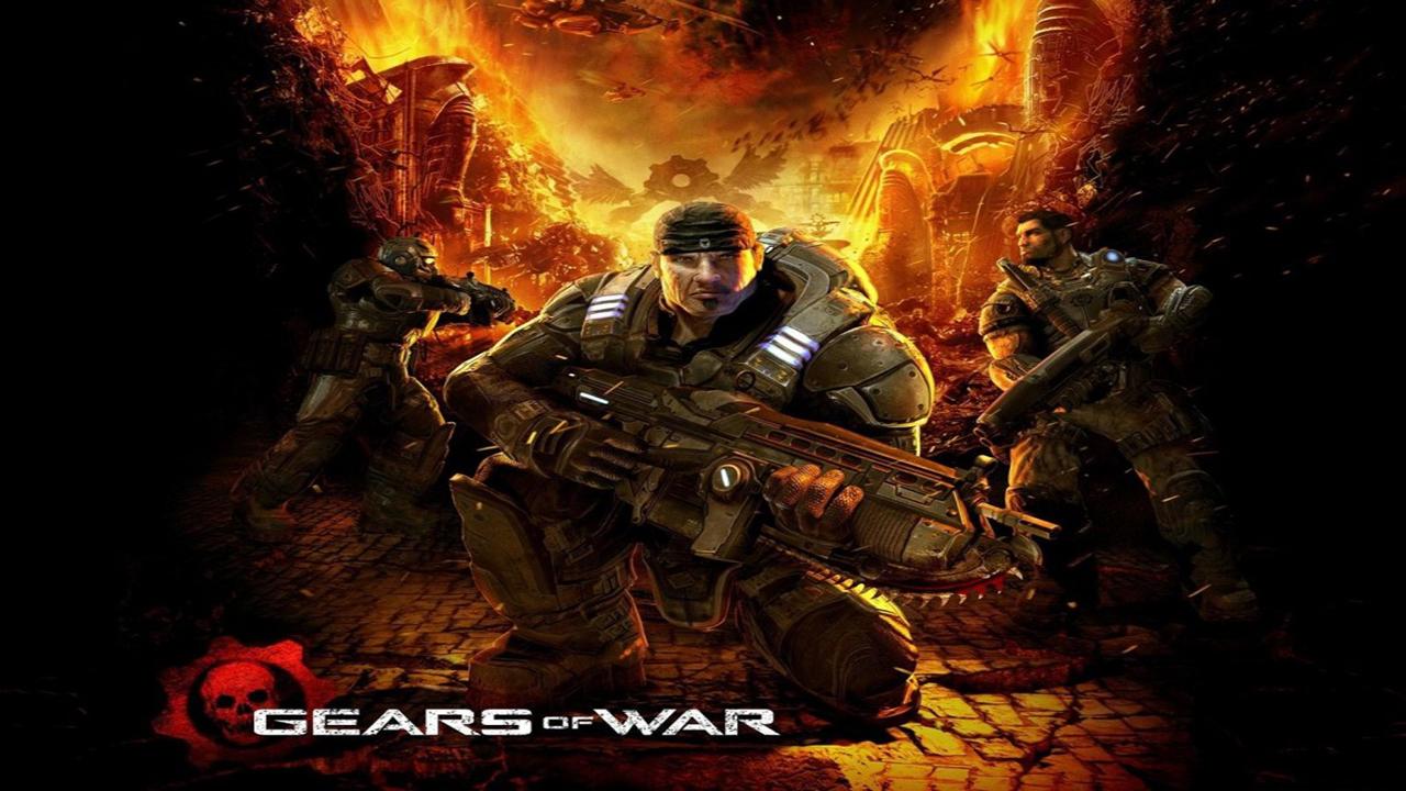 Скачать gears of war 3 торрент на pc механики.