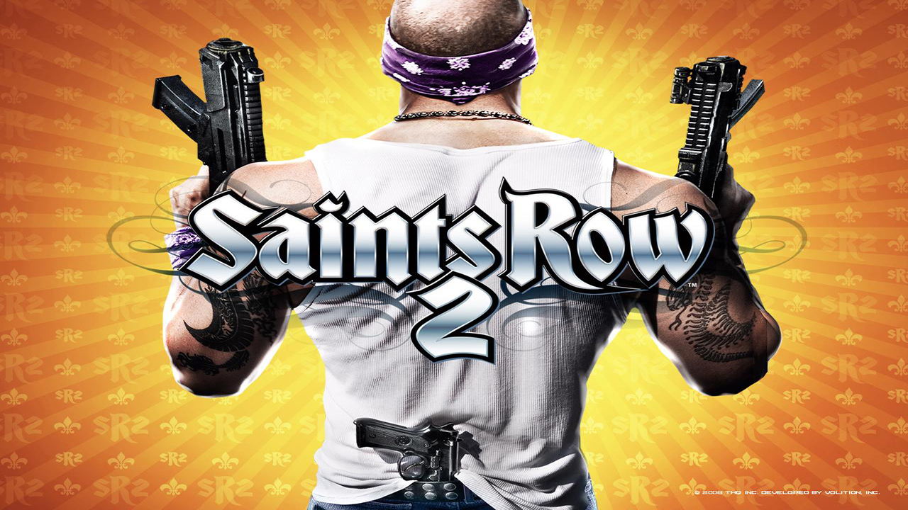 Saints row 2 торрент