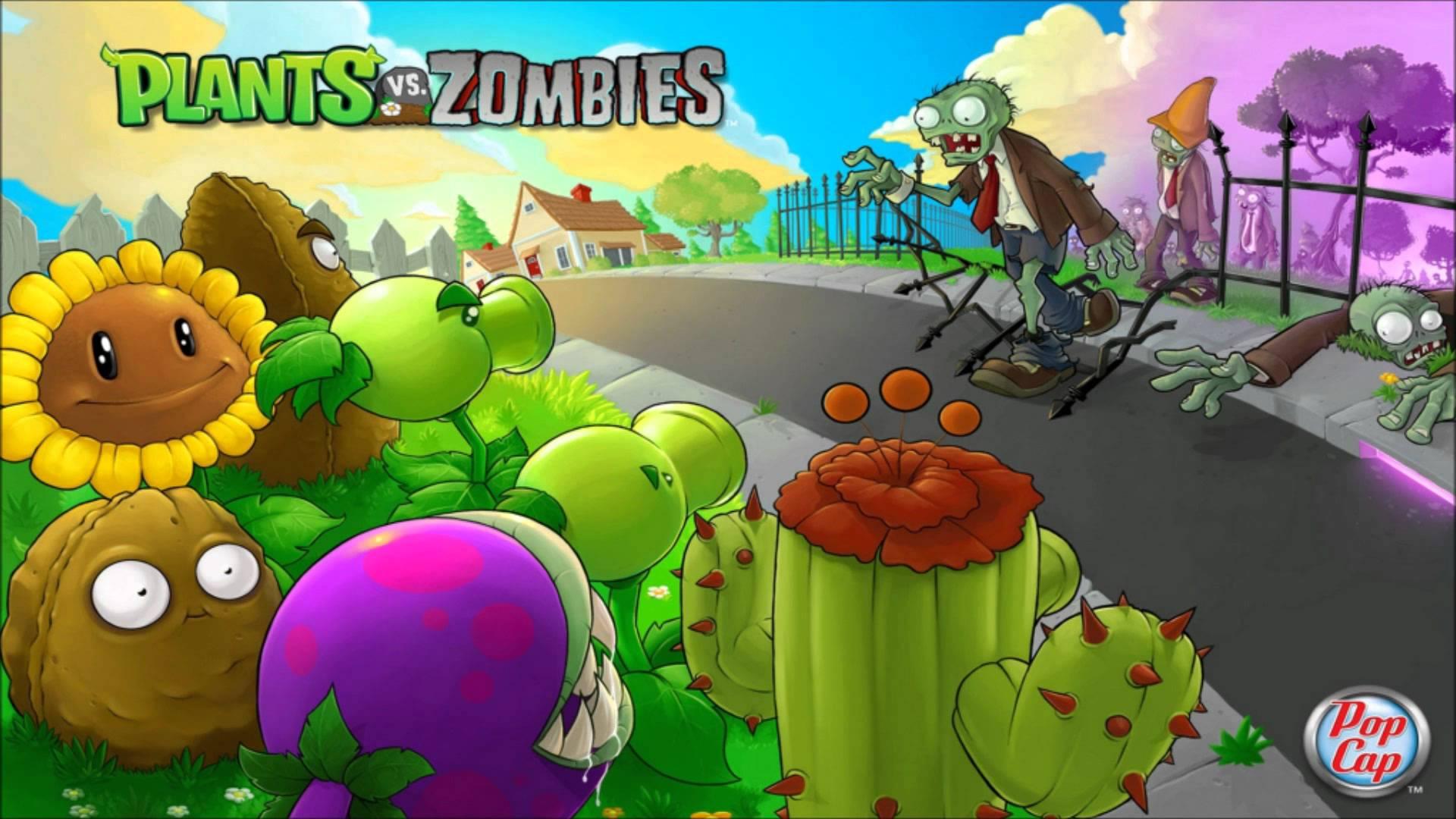 plants vs zombies torrent