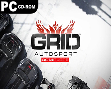 GRID Autosport Complete Torrent Download - CroTorrents