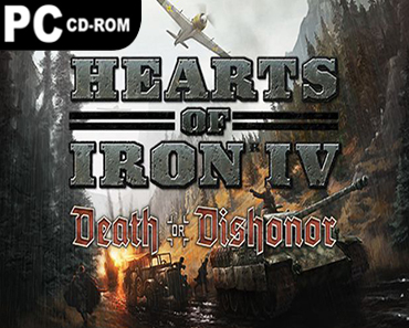 Hearts of Iron 4 Death or Dishonor + ALL DLC's Torrent Download