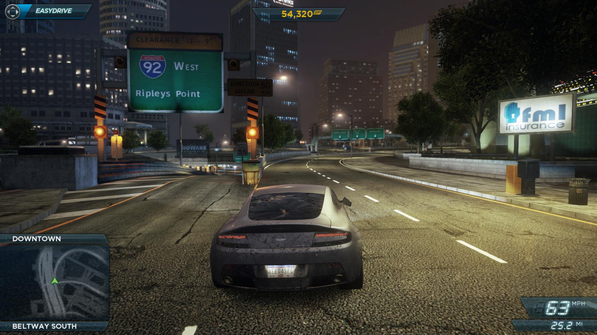 تحميل لعبة Need For Speed Most Wanted 2012 مجانا