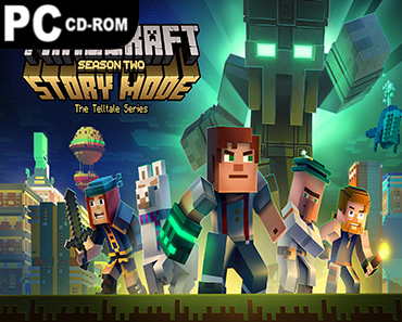 Minecraft Story Mode Season 2 Complete Torrent Download