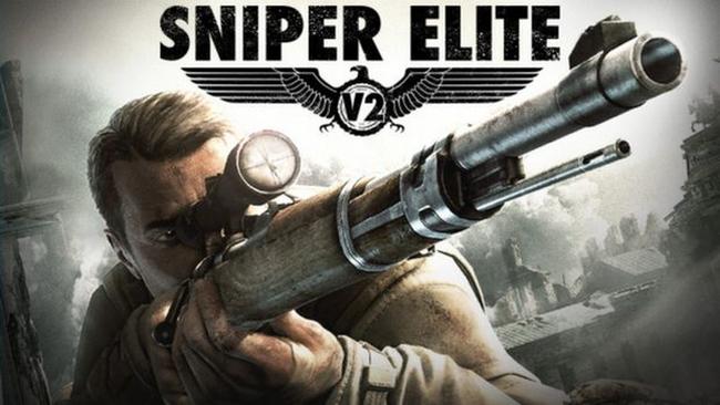 نتیجه تصویری برای sniper elite