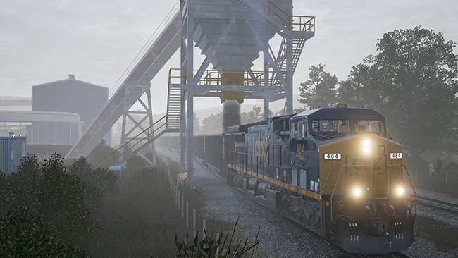 Train Sim World CSX Heavy Haul Torrent Download - CroTorrents