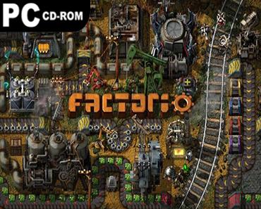 Factorio Torrent Download - CroTorrents