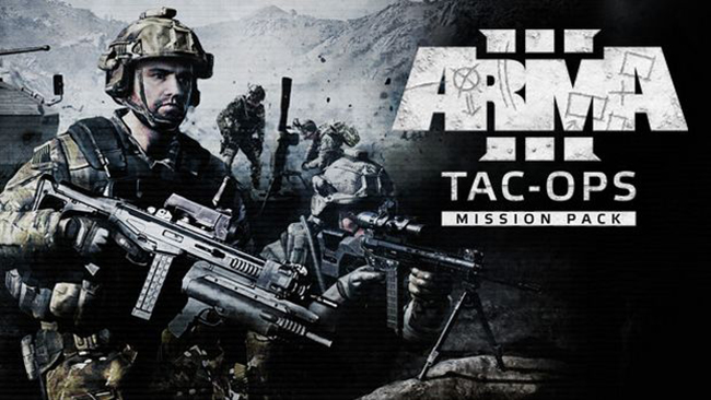 Arma 3 Tac Ops Misson Pack + ALL DLC's Torrent Download - CroTorrents