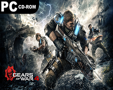 baixar gears of war 1 pc torrent