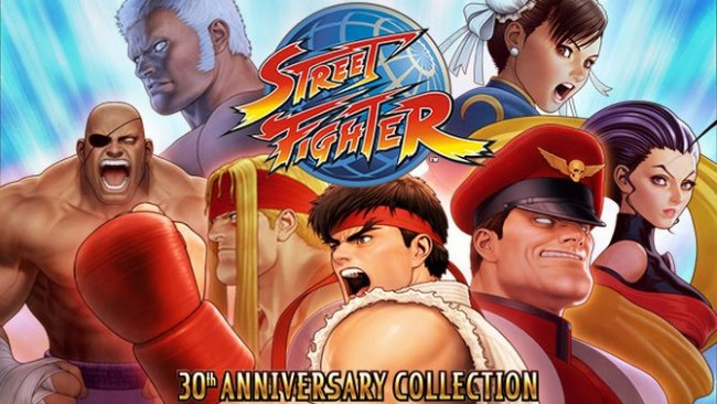 Street Fighter 30th Anniversary Collection Torrent Download