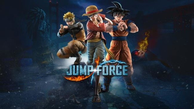 Jump Force Ultimate Edition Torrent Download - CroTorrents