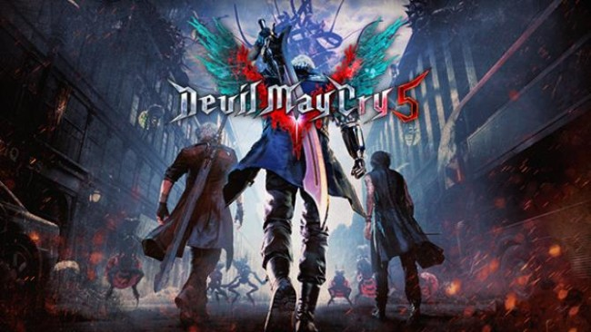 devil may cry 5 pc game free download utorrent