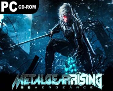 Metal Gear Rising Revengeance Torrent Download Crotorrents